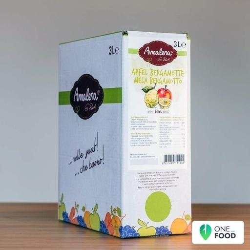 Apple Bergamot Juice